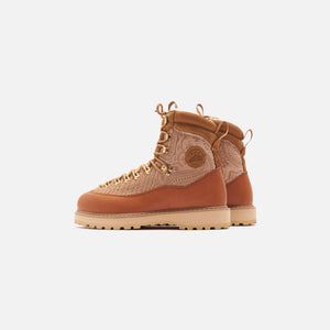 Kith for Diemme Everest Pony Hair Boot - Beige Image 6