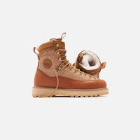 Kith for Diemme Everest Pony Hair Boot - Beige Thumbnail 8