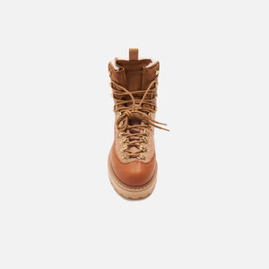 Kith for Diemme Everest Pony Hair Boot - Beige Image 12