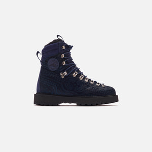 Kith for Diemme Everest Pony Hair Boot - Navy
