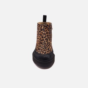 Kith for Diemme Paderno Zip Boot - Leopard / Black Image 3
