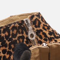 Kith for Diemme Paderno Zip Boot - Leopard / Black Thumbnail 4