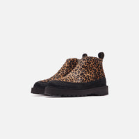 Kith for Diemme Paderno Zip Boot - Leopard / Black Thumbnail 2