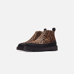 Kith for Diemme Paderno Zip Boot - Leopard / Black Image 2