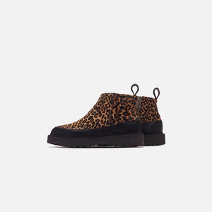 Kith for Diemme Paderno Zip Boot - Leopard / Black Image 8