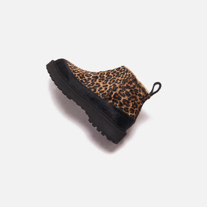 Kith for Diemme Paderno Zip Boot - Leopard / Black Image 6