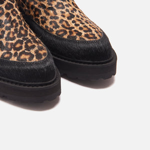 Kith for Diemme Paderno Zip Boot - Leopard / Black Image 13