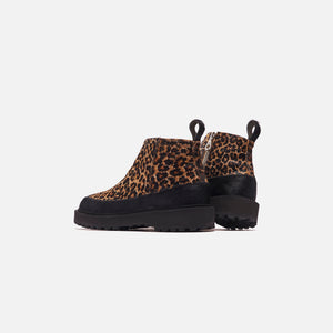 Kith for Diemme Paderno Zip Boot - Leopard / Black Image 5