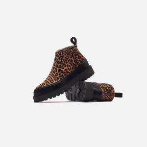 Kith for Diemme Paderno Zip Boot - Leopard / Black Image 7