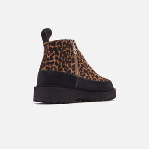 Kith for Diemme Paderno Zip Boot - Leopard / Black Image 9