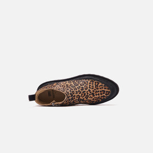 Kith for Diemme Paderno Zip Boot - Leopard / Black Image 10