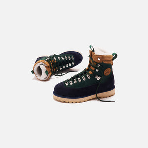 Kith for Diemme Everest Boot - Navy / Green Image 11