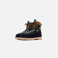 Kith for Diemme Everest Boot - Navy / Green Thumbnail 3