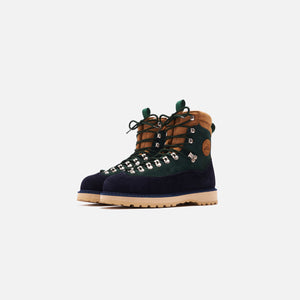 Kith for Diemme Everest Boot - Navy / Green Image 3