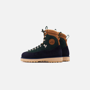 Kith for Diemme Everest Boot - Navy / Green Image 10