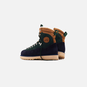 Kith for Diemme Everest Boot - Navy / Green Image 4