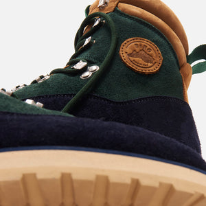 Kith for Diemme Everest Boot - Navy / Green Image 9