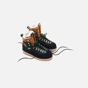 Kith for Diemme Everest Boot - Navy / Green Image 13