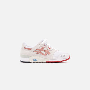 Ronnie Fieg x Asics Gel-Lyte III - Yoshino Rose