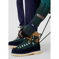 Kith for Diemme Everest Boot - Navy / Green Thumbnail 2