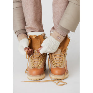 Kith for Diemme Everest Pony Hair Boot - Beige Image 2