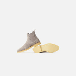 Common Projects Chelsea Boot - Warm Grey Image 5