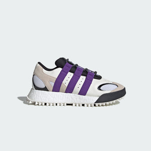 adidas Originals by Alexander Wang Wangbody Run - Core White / Sharp Purple / Clear Brown