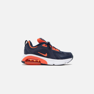 Nike Air Max 200 Grade School - Midnight Navy / Cosmic / Clay White Image 1