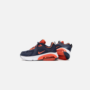 Nike Air Max 200 Grade School - Midnight Navy / Cosmic / Clay White Image 4