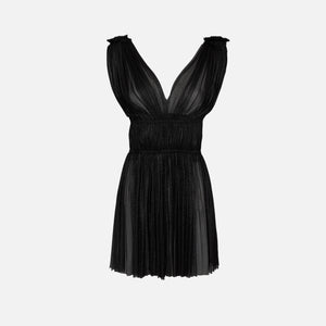Elena Makri Vereniki Short Dress - Black
