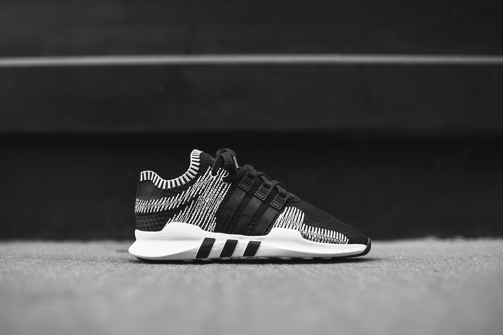 adidas Originals EQT Support ADV PK - Silver / Black / White