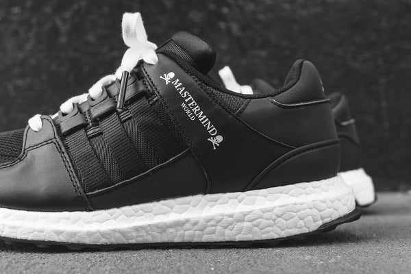 adidas Originals x Mastermind World EQT Ultra - Black