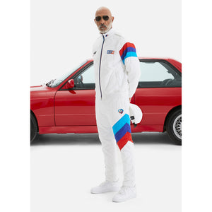 Kith for BMW Quilted Racing Pants - Off White Image 2