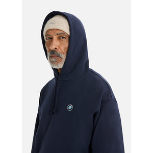 Kith for BMW Williams III Hoodie - Navy Image 3