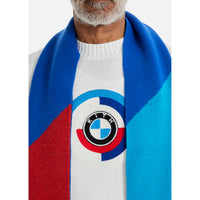 Kith for BMW Colorblock Knit Scarf - Multi Thumbnail 3