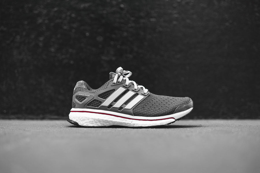 adidas Consortium Energy Boost Run Thru Time - Grey