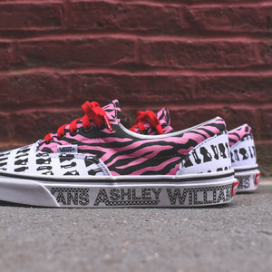 Vans x Ashley Williams Era - Tiger / Jugs
