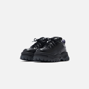 Eytys Angel Leather Sneaker - Black