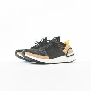 adidas UltraBoost 19 Clear Brown White Shock Red – Kith