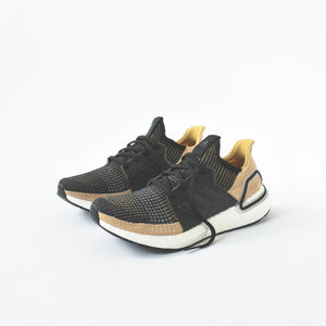 adidas UltraBoost 19 - Clear Brown / White / Shock Red