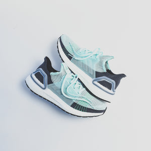 e6377497c95a9 adidas Originals WMNS UltraBoost 19 - Ice Mint   Grey Six – Kith