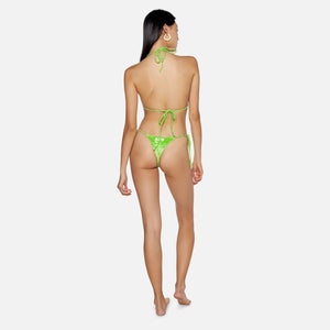 Kith Women x Frankies Brooklyn Bottom - Lime Green Image 3