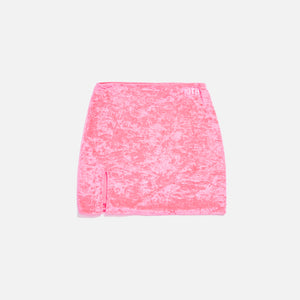 Kith Women x Frankies Wyatt Mini Skirt - Bubblegum Pink Image 1