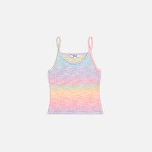 Frankies Courtney Knit Cami - Cotton Candy