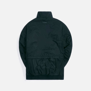 Fear Of God Matte Nylon Track Jacket - Black