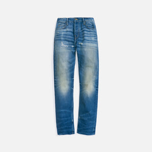 Fear Of God 7th Collection Denim 3 year Vintage - Washed Blue