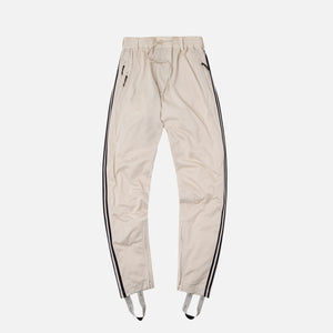 Y-3 3-Stripes Stir-Up Track Pants - Ecru