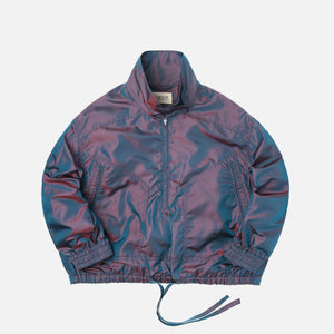 Fear Of God Pullover Track Jacket - Blue Iridescent Image 1
