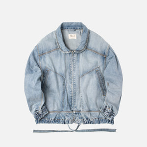 Fear Of God Denim Track Jacket - Vintage Indigo