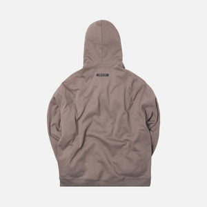 Fear Of God Everyday Henley Hoodie - God Grey